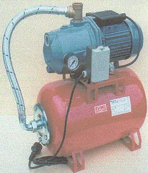 New Jet 100N Pump Set